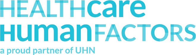 Healthcare Human Factors logo