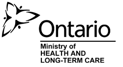 Ontario Ministry of Health and Long Term Care logo