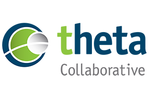 theta collaborative logo